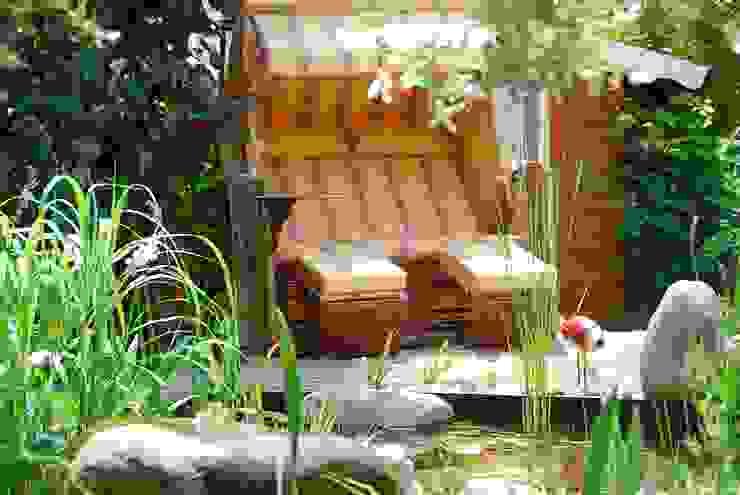 Jardines de estilo escandinavo de dirlenbach - garten mit stil Escandinavo