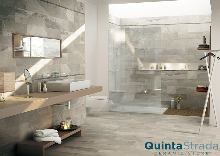 Collezione Geostyle Quinta Strada - Ceramic Store Pareti & PavimentiPiastrelle