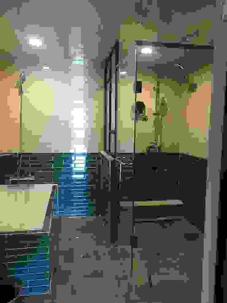 Modern bathroom by 디자인세븐 Modern