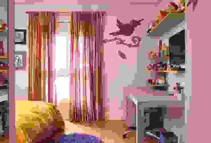 Bruna Riscali Arquitetura e Design Moderne Schlafzimmer