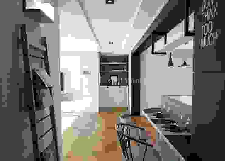 Salon de style  par JMdesign ,
