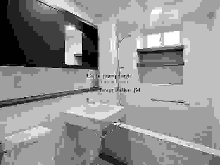 망포마을 망포자이 55평: JMdesign 의  욕실,모던