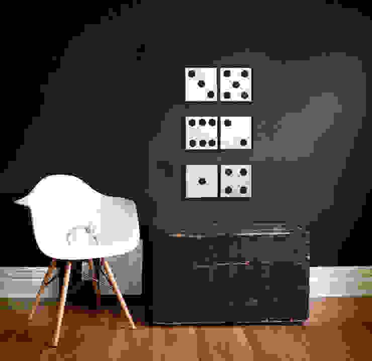 PAINTBYMGB – domino: modern tarz , Modern