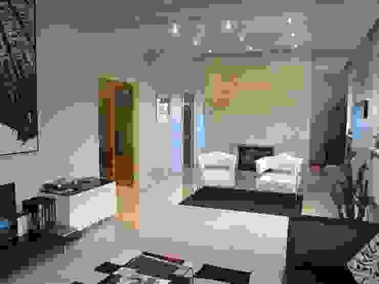 Architetto Alberto Colella Modern Living Room