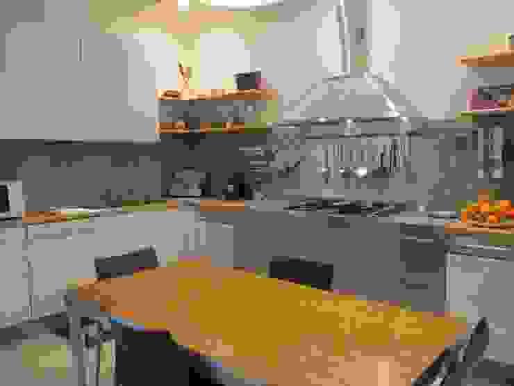 Architetto Alberto Colella Modern Kitchen
