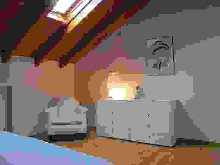 Architetto Alberto Colella Modern Bedroom