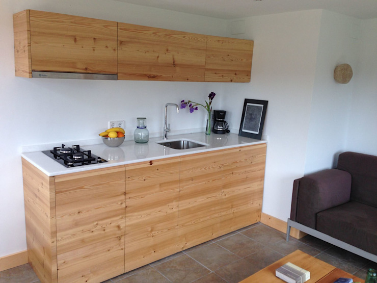 Mas Natural Design KitchenBench tops