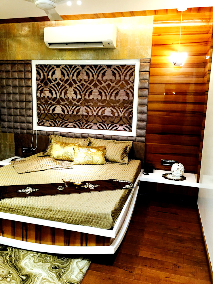 simplyfy Asian style bedroom by House2home Asian