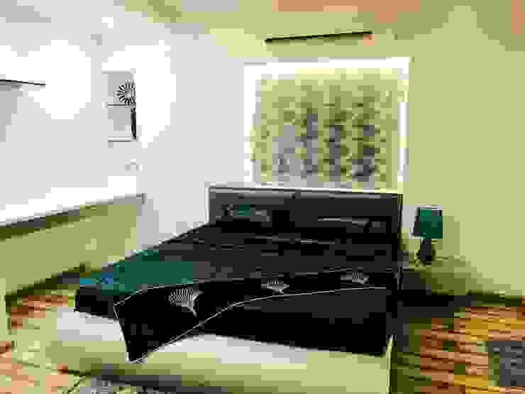 Спальня в азиатском стиле от House2home Азиатский