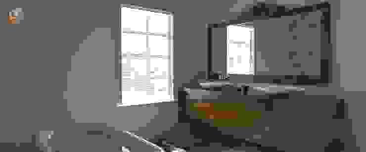 Bathroom by contato.estudiodobra,