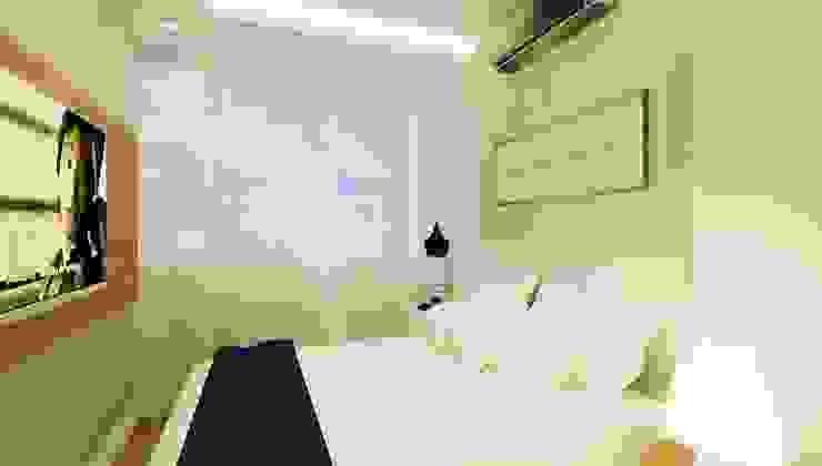 Спальня в стиле модерн от Isadora Cabral Arquitetura Модерн