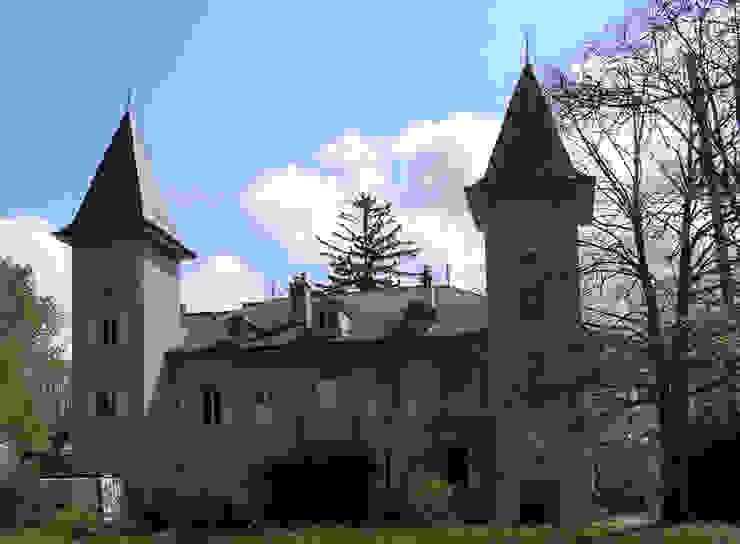 Attico nel castello di Interni De Allegri