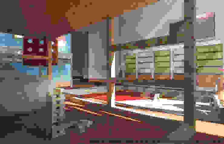 O quarto do João Quartos de criança modernos por Living Atmosphere Kids Moderno
