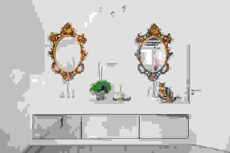 Sala de banho Banheiros ecléticos por JJDesign Arquitetura Eclético