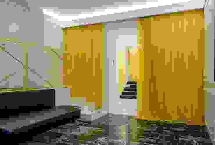 PCN LUXURY HOUSE Soggiorno classico di FAUSTO DI ROCCO ARCHITETTO Classico Marmo