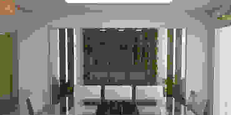 Jardines de invierno de estilo  por KC ARQUITETURA urbanismo e design,