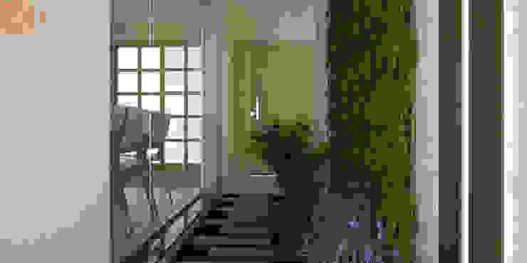 Jardines de invierno modernos de KC ARQUITETURA urbanismo e design Moderno