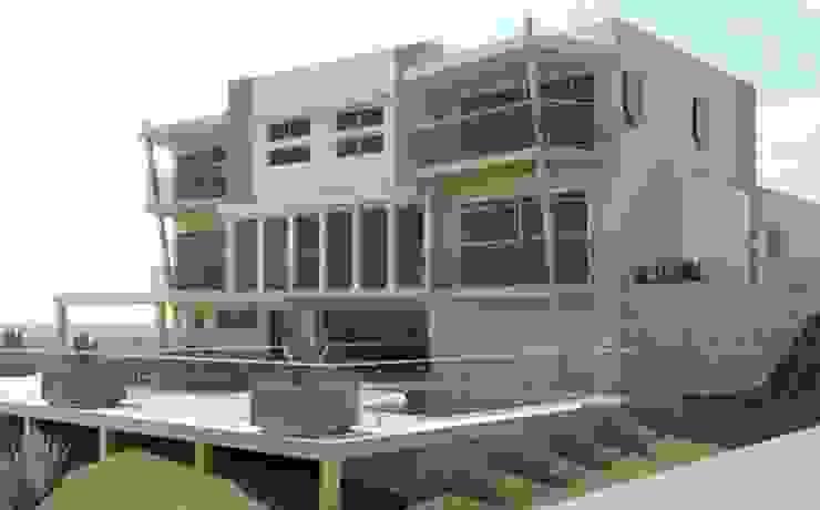 Proyecto casa H de Ismael Vazquez