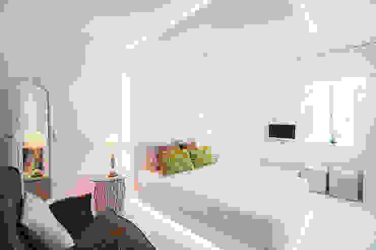 Спальная комната  в . Автор – Escolha Viva, Lda,