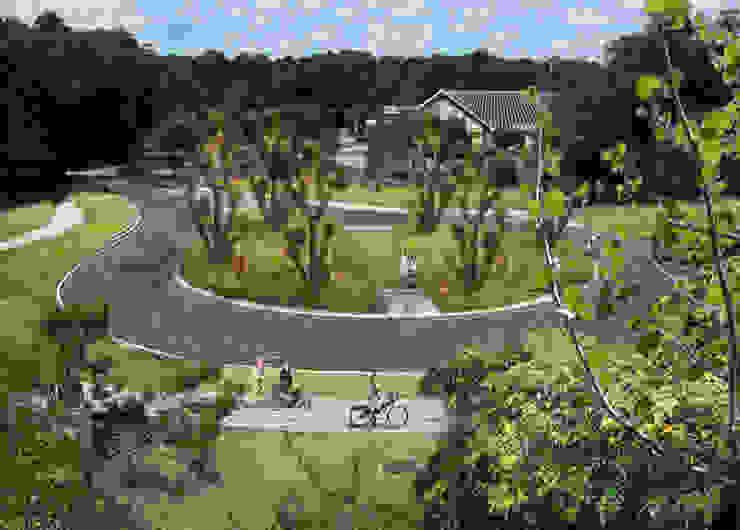 Nosotros Tierra Jardines modernos de NOSOTROS TIERRA Moderno