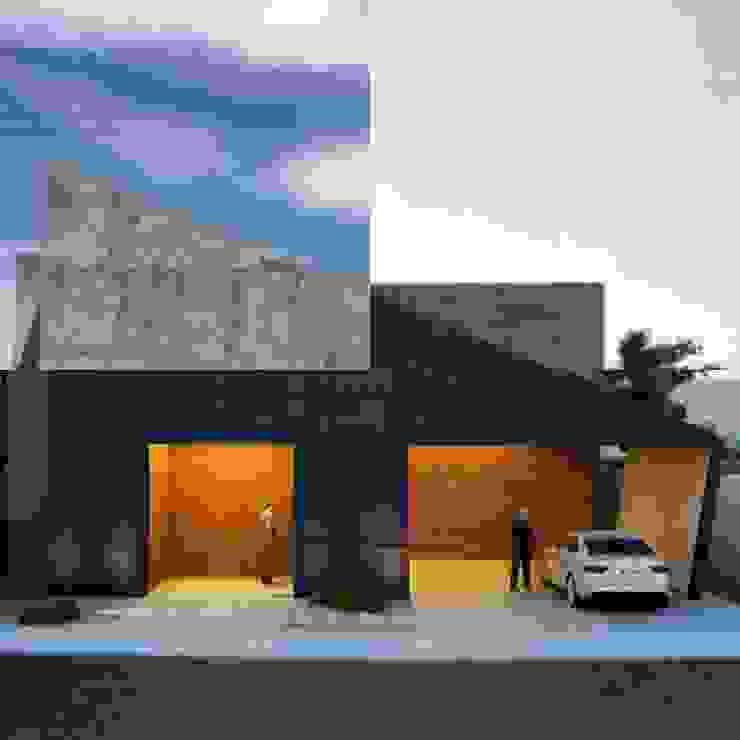 Gray Arquitectura Casas modernas de GRAY Arquitectura & Forma Moderno