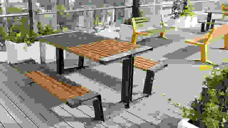 Mesa para picnic Querétaro de Diseño Neko Clásico