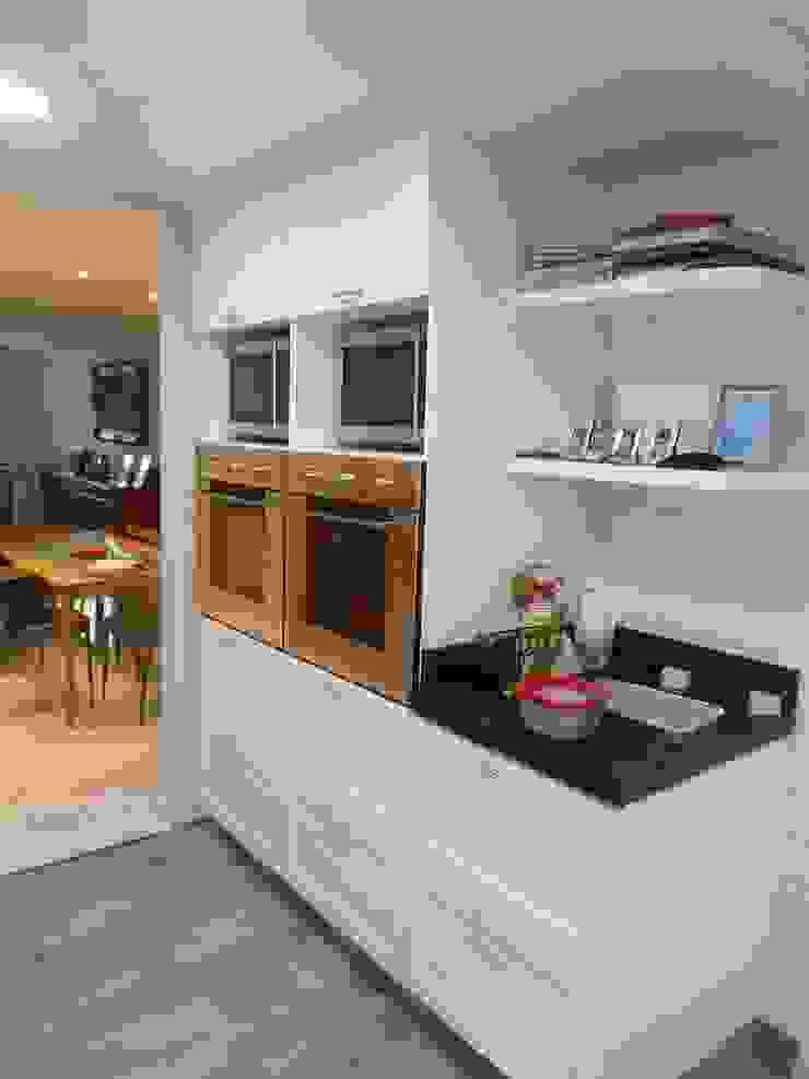 Cocina Vintage Cocinas modernas: Ideas, imágenes y decoración de Estudio BASS Arquitectura Moderno