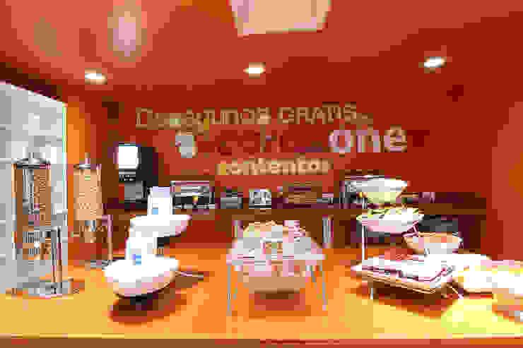 Downtown La Paz Cocinas modernas de ARCO Arquitectura Contemporánea Moderno