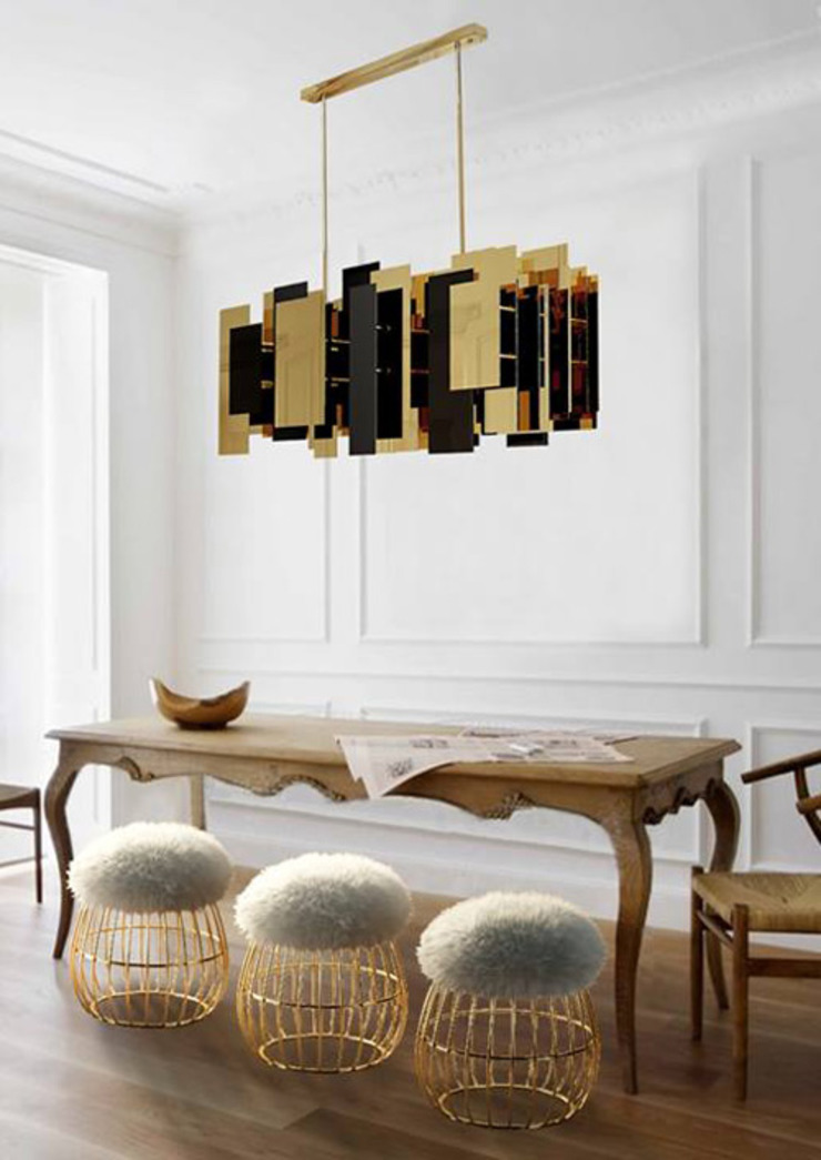 CreativeMary lamps por LUZZA by AIPI - Portuguese Lighting Association Moderno