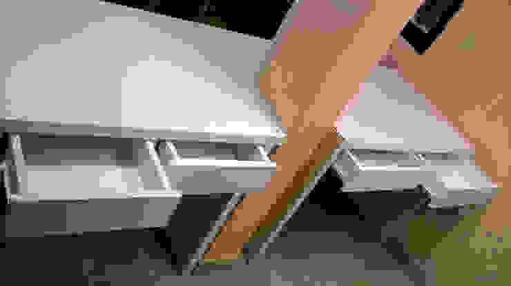 minimalist  by Límea, Minimalist Wood Wood effect