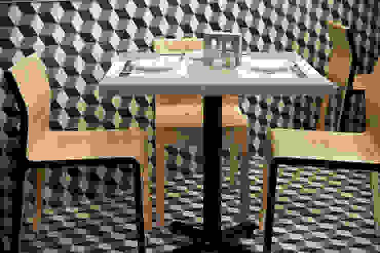 La Favorita Comedores modernos de ARCO Arquitectura Contemporánea Moderno