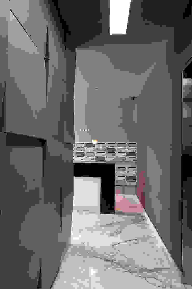 Modern Koridor, Hol & Merdivenler ARCO Arquitectura Contemporánea Modern