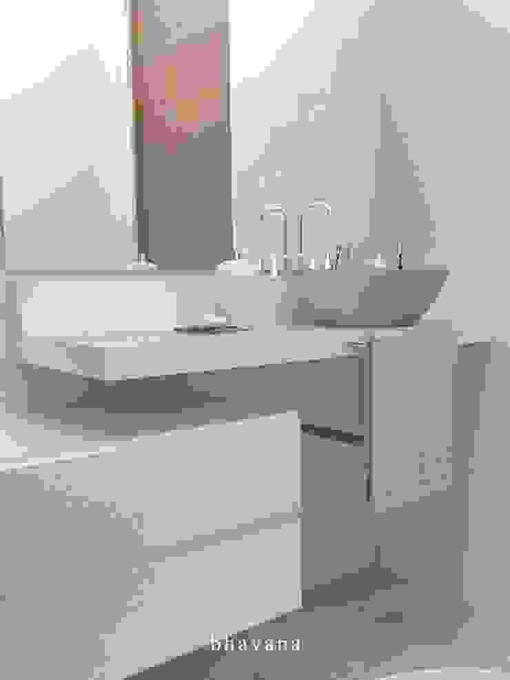 Bhavana Scandinavian style bathrooms