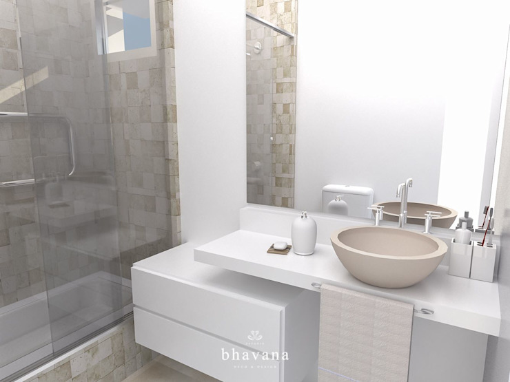 Bathroom by Bhavana, Scandinavian