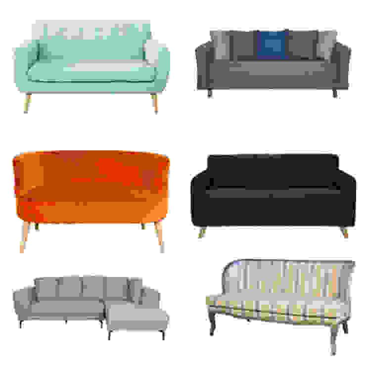 Escolha Viva, Lda Living roomSofas & armchairs