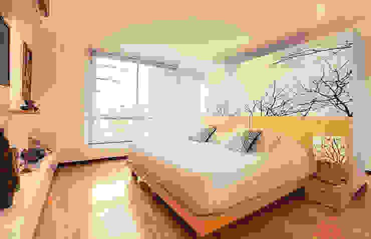 Habitación principal:  de estilo  por Cristina Cortés Diseño y Decoración , Moderno