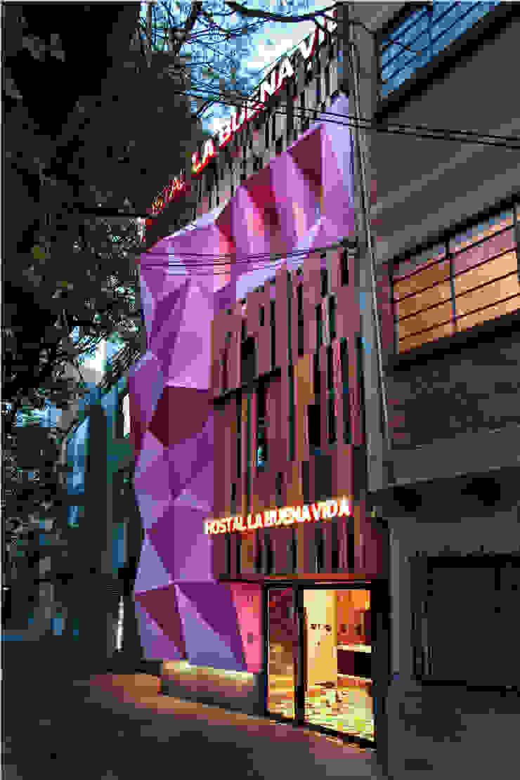 Hostal la Buena Vida Casas modernas de ARCO Arquitectura Contemporánea Moderno