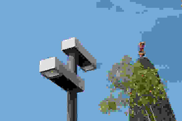 Detalle Luminaria Oaxaca de Diseño Neko Moderno