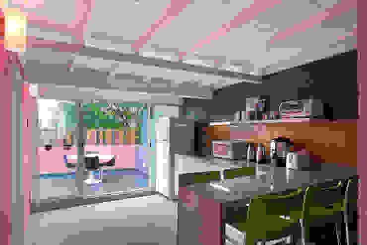 Modern study/office by ARCO Arquitectura Contemporánea Modern