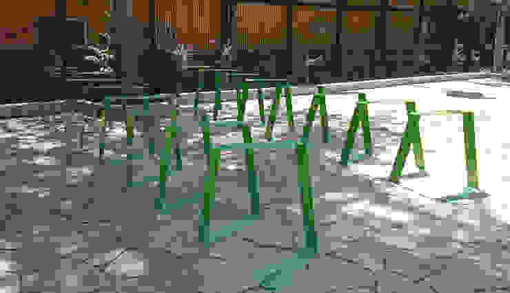 Aparcabicicletas Toluca de Diseño Neko Moderno