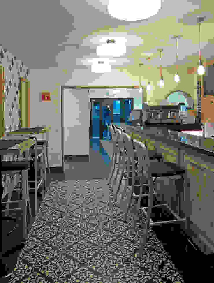 Comedores de estilo moderno de ARCO Arquitectura Contemporánea Moderno