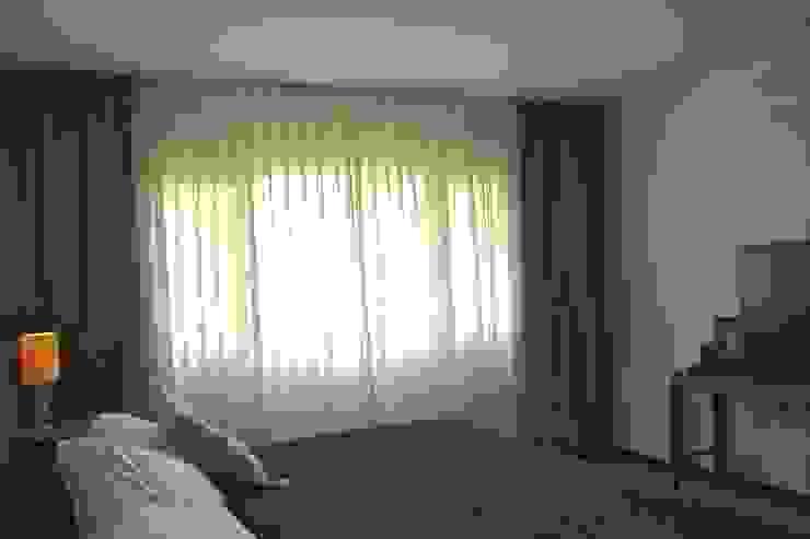 DORMITORIO PRINCIPAL 3 Dormitorios modernos: Ideas, imágenes y decoración de HOME UP Moderno