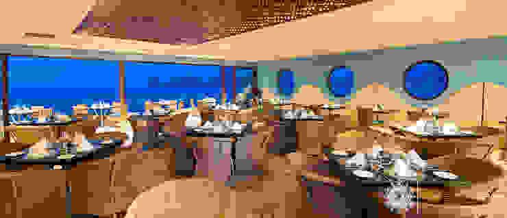 Hotel in stile tropicale di Marisol Tafich Tropicale