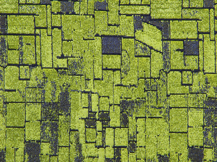 Arbre Aguacate de Nua Colección Ecléctico Textil Ámbar/Dorado