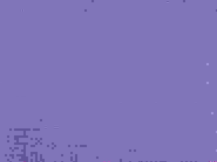 Baalam Lila Azul de Nua Colección Moderno Textil Ámbar/Dorado