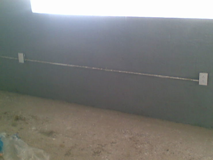 Galpon para herreria y carpinteria de CABRERA SOLUCIONES ELECTRÓNICAS 1414 AMPERES, F.P.
