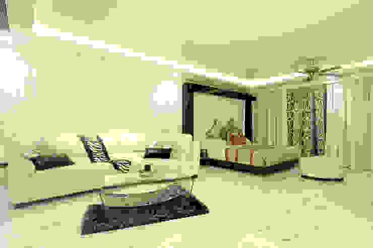 ARK Reza Kabul Architects Pvt. Ltd.의  침실