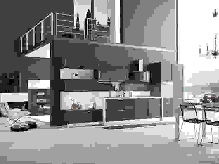 Realizzazioni Кухня в стиле модерн от MD WORK SRL Модерн