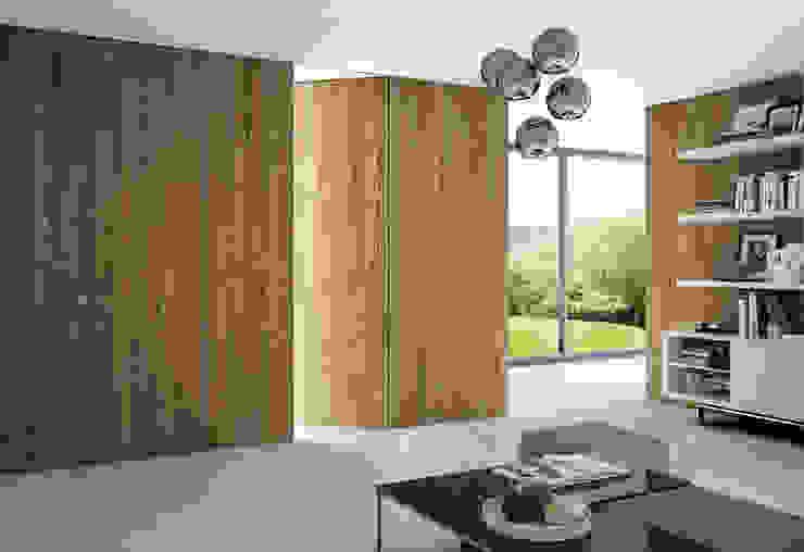 Realizzazioni Romagnoli Porte Modern living room