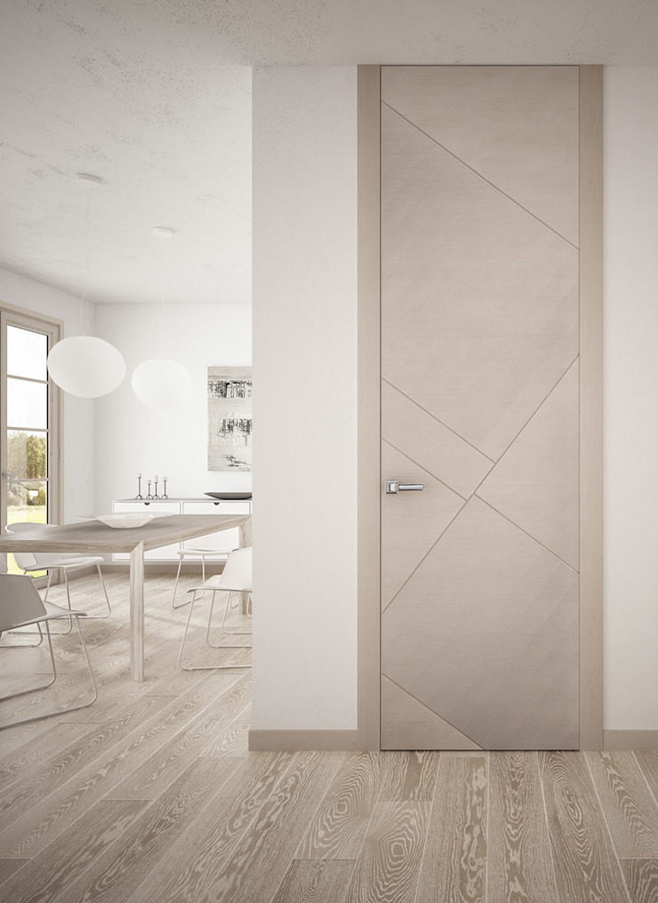 Realizzazioni Romagnoli Porte Modern windows & doors